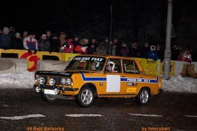 48 Rajd Barbórka 2010 010