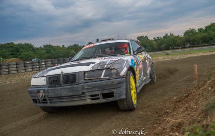 Rallycross 4 runda MPRC