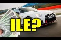 Ile trzeba zarabiać by kupić GTR-a ?