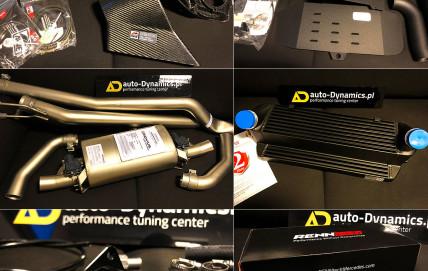 ✅ Karbonowy Układ Dolotowy AWE TUNING ➡ Audi S5 4.2 FSI [B8] ✅ Układ Dolotowy INJEN ➡ BMW 428i [F36] ✅ Układ Wydechowy REMUS ➡ Mercedes-Benz CLA45 AMG [C117] ✅ Intercooler WAGNER ➡ BMW 428i [F36] ✅ Zawór Atmosferyczny ASV / BOV WEISTEC ➡ Mercedes-Benz CLA45 AMG [C117] ✅ ECU Elektroniczny Moduł Programujący Zawieszenie Airmatic RENNTECH ➡ Mercedes-Benz GLE63 S AMG [C292]