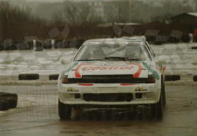 15. Adam Polak - Toyota Celica Turbo 4wd.   (To zdjęcie w pełnej rozdzielczości możesz kupić na www.kwa-kwa.pl )
