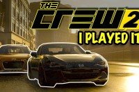 The Crew 2. I played it. In 4k. it's….