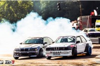 Drift BMW E30 engine E39 M5 400HP 14 years old Daniel Bogucki DMP Kielce