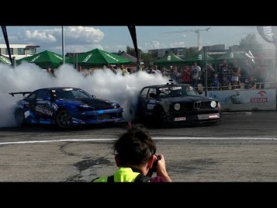 Driftingowe Mistrzostwa Polski RD3 Autodrom Bemowo DMP PFD 2019 TOP