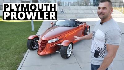 Plymouth Prowler - TAKICH aut już nie będzie. Nigdy.