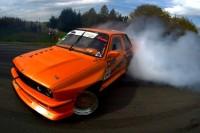 BMW E30 LSX 600HP Gieras Łukasz Drift Show Series Izdebki #kingofthehill