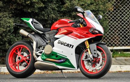 Ducati Panigale 1299 R Final Edition