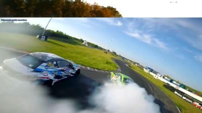 "Drift BMW E46 ""Hulk"" 7.4 745HP 1130Nm LSX 427 Jakub Król X Drift King Team"