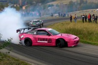 Drift Nissan 200sx s13 2jz 648HP 744Nm Michał Wojtan Michu
