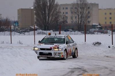 48 Rajd Barbórka 2010 005