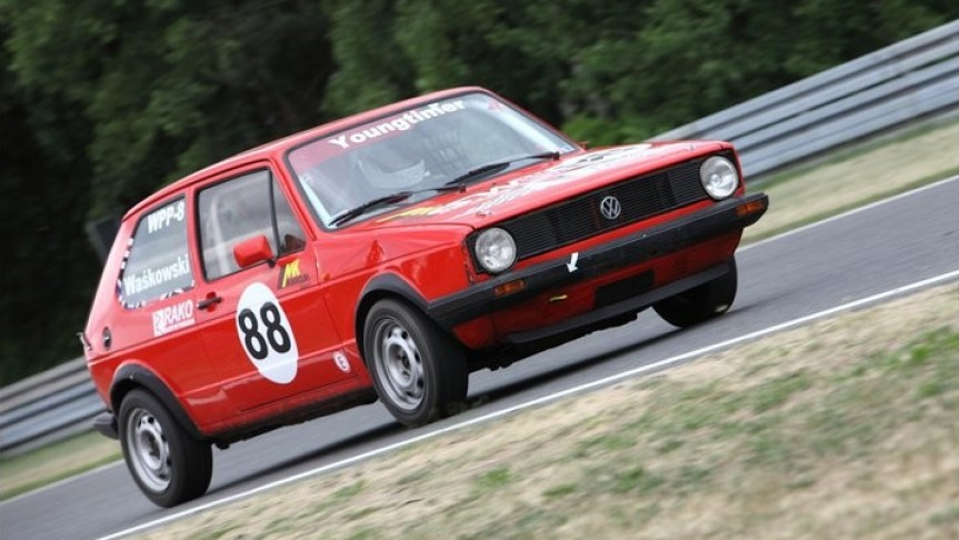 Golf Mk 1 GTI 1600