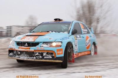 48 Rajd Barbórka 2010 011