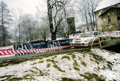 63. Mariusz Stec i Michał Kozłowski - Mitsubishi Lancer Evo III  (To zdjęcie w pełnej rozdzielczości możesz kupić na www.kwa-kwa.pl )