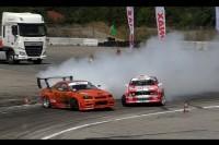 Drift BMW E30 4.4 V8 Turbo 450KM 700Nm Daniel Duda DMP Bemowo