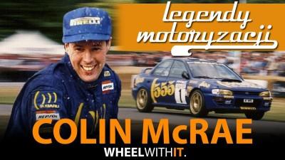 Colin McRae - kim był kierowca którego znacie z gier? | Legendy motoryzacji #2