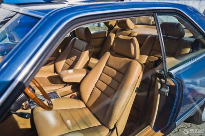 Mercedes C 126 420 SEC.