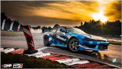 Drift Nissan s14 2jz Paweł Borkowski Driftingowe Mistrzostwa Polski Kielce