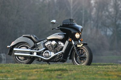 Indian Scout Bat Wing (16)